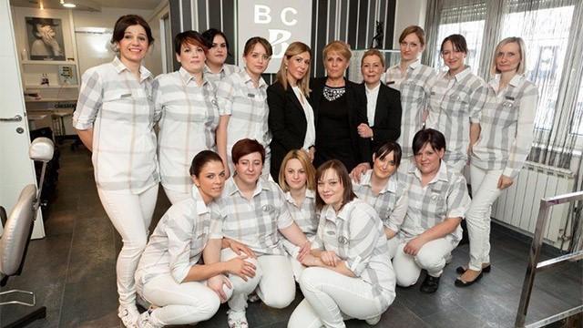 Petra Gajski osvojila besplatan makeover u Beauty centru Božica